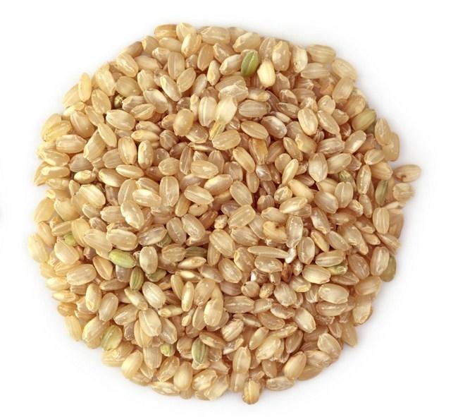 El Alcaraván: arroz integral de grano redondo a granel 1 Kg