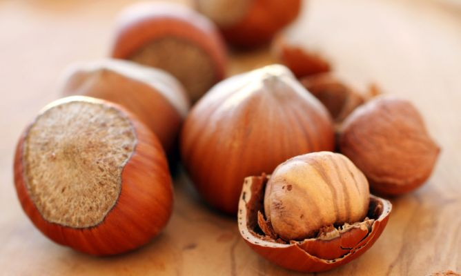 Graneles: avellana cruda de Labraza 0,5 Kg