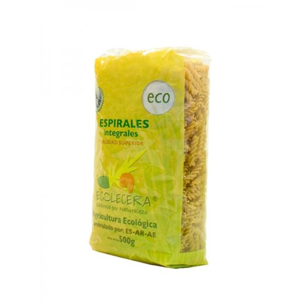 Ecolécera: espirales integrales, paquete de 500 g