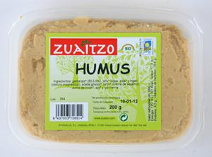 Zuaitzo: Humus 170 gr