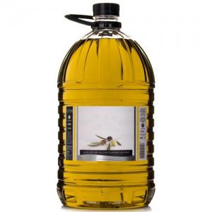 Yugoliva: pet de  5 litros de aceite variedad Arbequina