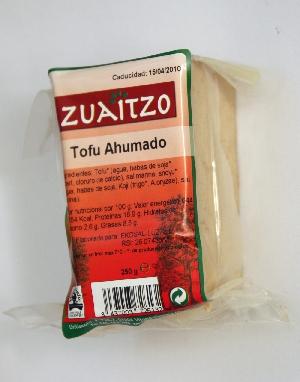 Zuaitzo: Tofu ahumado 200 g