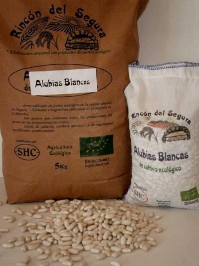 Rincón del segura: Alubia blanca 1 kg