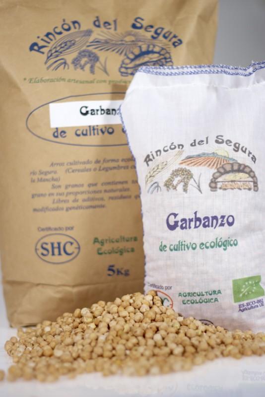 Rincón del Segura: Garbanzo pedrosillano 1 kg