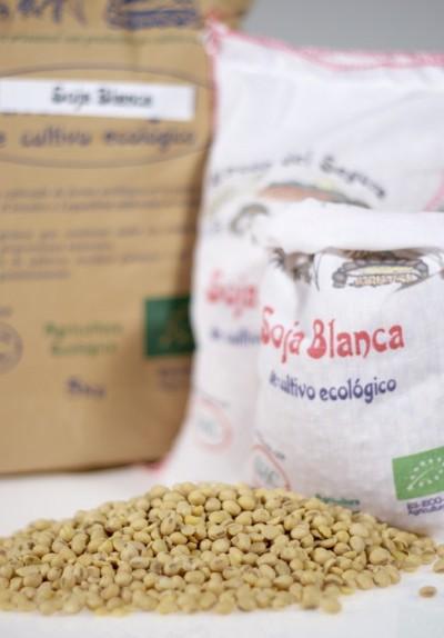 Rincón del Segura: soja blanca 1 kg