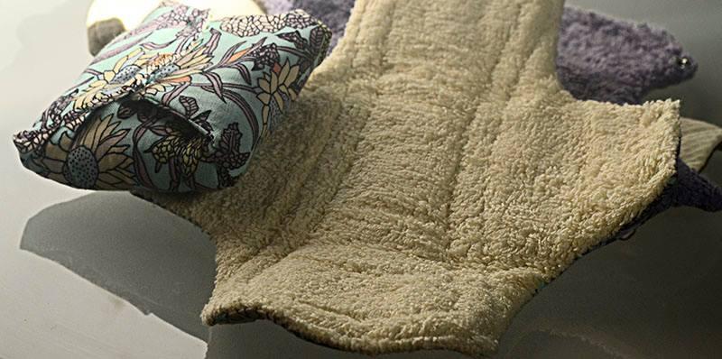 Piel de Luna: Salva slip artesano de algodón reutilizable