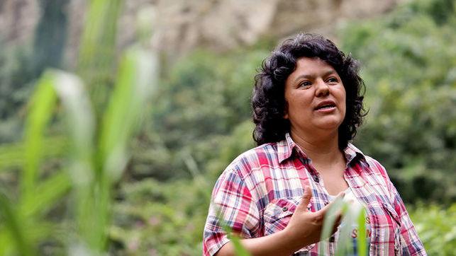 En recuerdo de Berta Cáceres