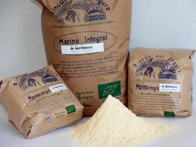 Rincón del segura: harina integral de garbanzo 1 kg