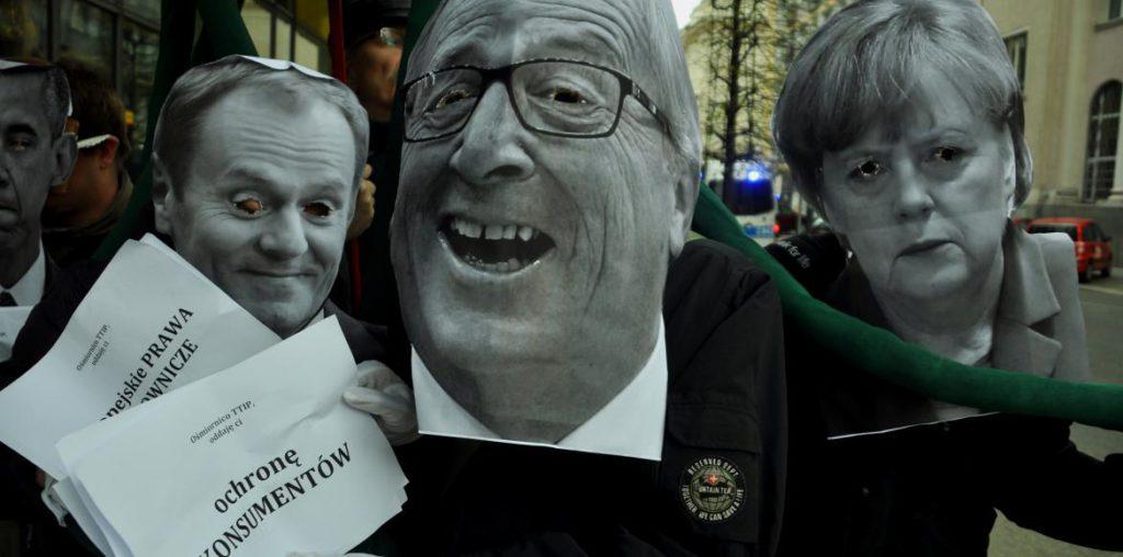 El TTIP y la presión para la entrada de nuevos Organismos Modificados Genéticamente en Europa