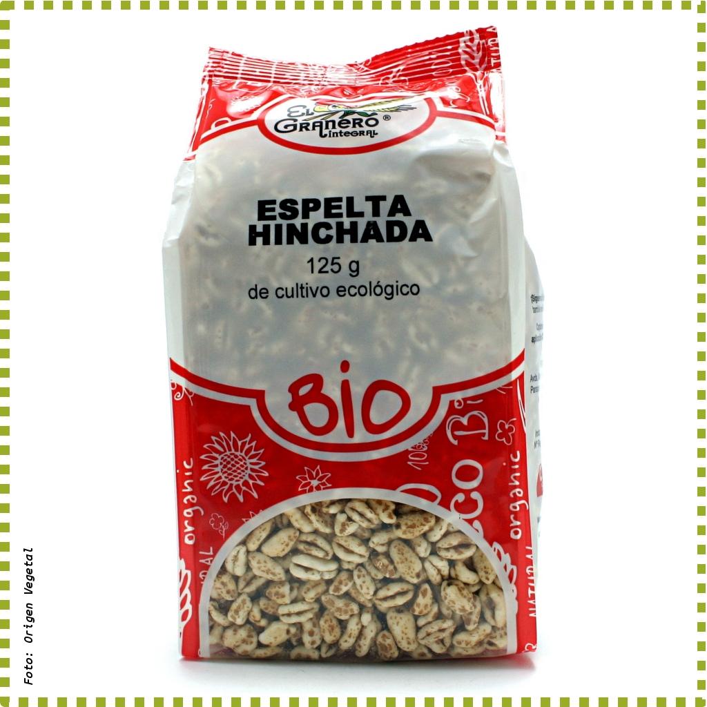 El granero integral: Espelta hinchada 125 g