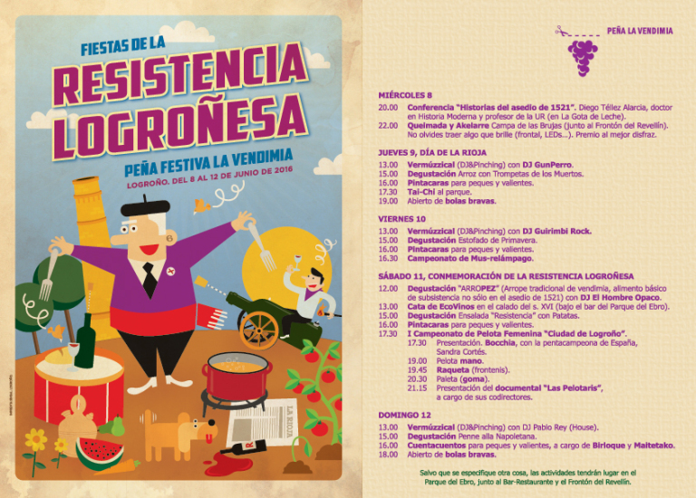 Fiestas de la Resistencia Riojana
