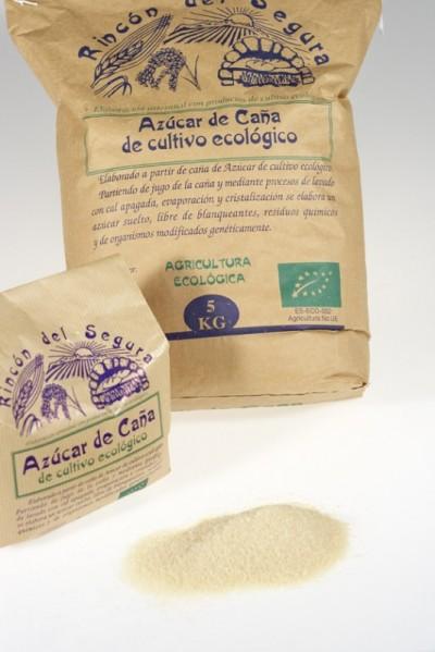 Rincón del Segura: Azúcar de caña ecológico 1 kg