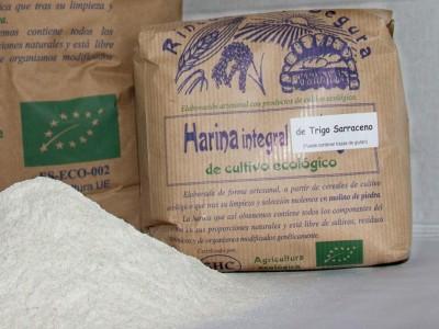 Rincón del Segura: harina de trigo sarraceno1 kg