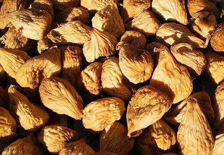 Higo seco de Valdemorales: bolsa de 0,5 kg al vacío