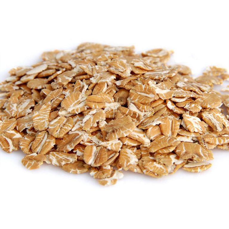 Biospirit: copos de trigo 0,5 kg