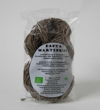 Martinelli: Nido di Spaghetti de harina Centeno integral 450 g