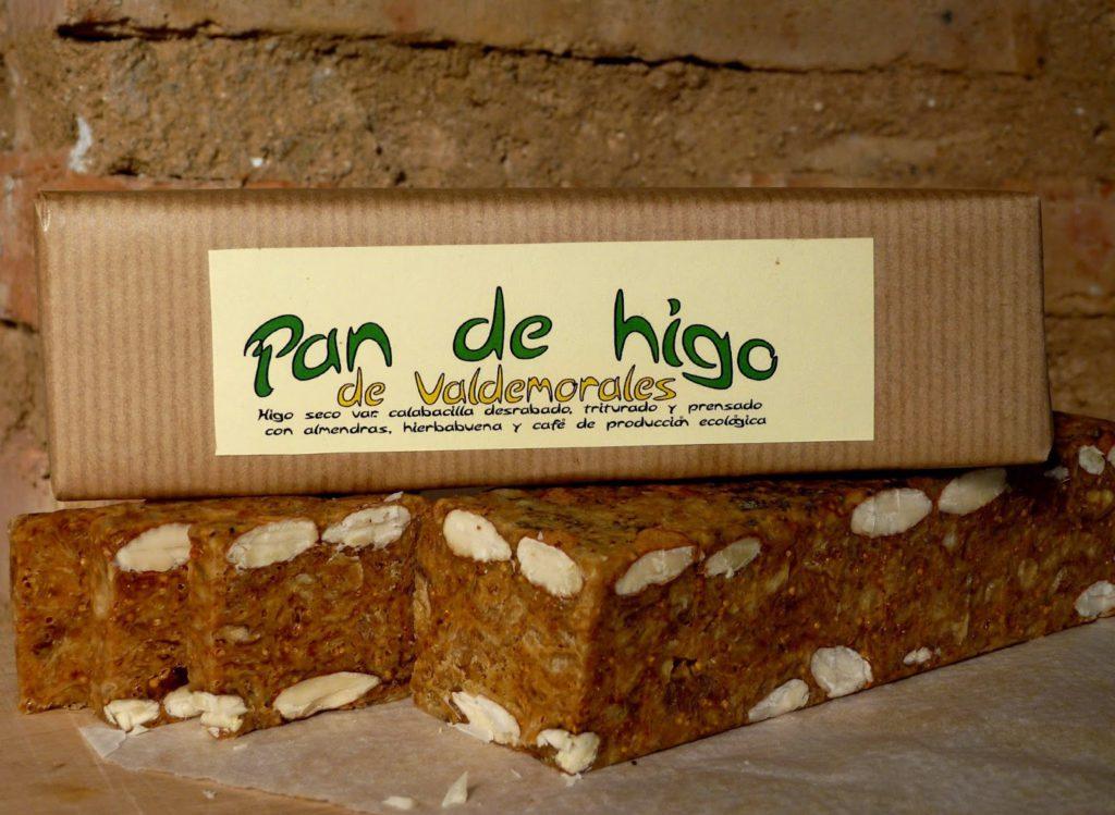Higo seco de Valdemorales: Pan de higo con almendras 250 g