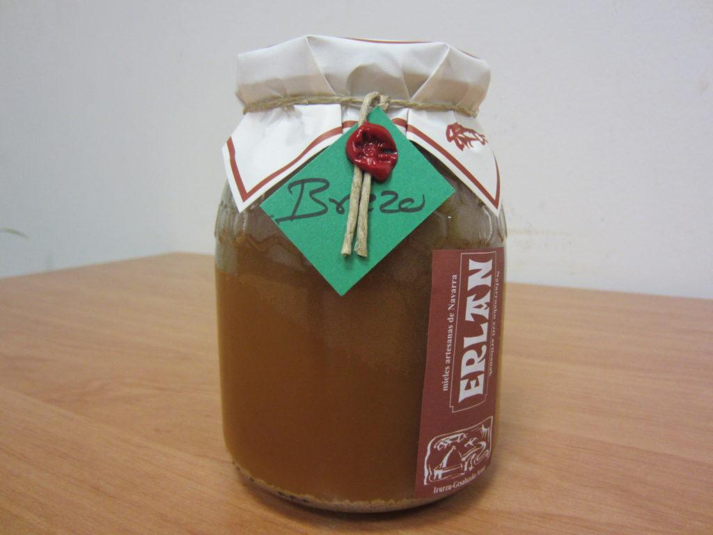 Erlan: Miel de Brezo 1 kg