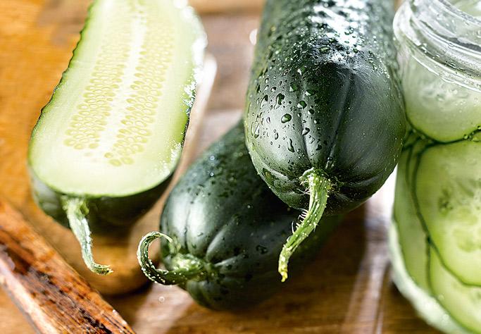 Los 12 alimentos más contaminados