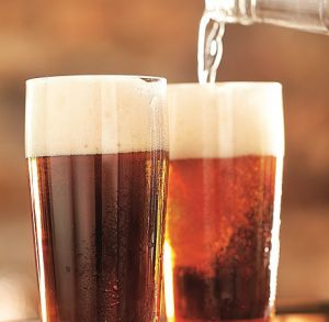Cerveza de Lakabe: Cerveza tostada 33 cl