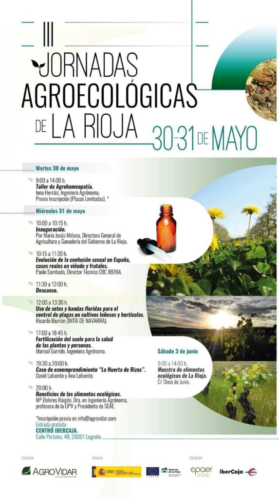 III Jornadas Agroecológicas de La Rioja