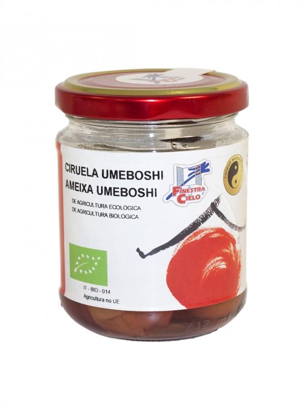 Varios: Ciruela Umeboshi eco 250 g (la Finestra sul cielo)