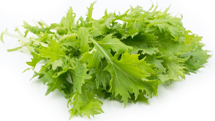 Verduras de Pedro: Mizuna a 1,3 €/manojo. Indicar el numero de manojos