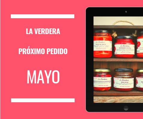 La Verdera: próximo pedido Mayo