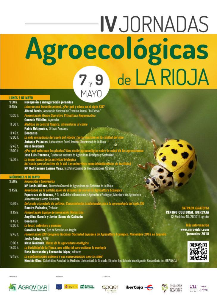 IV Jornadas Agroecológicas de La Rioja