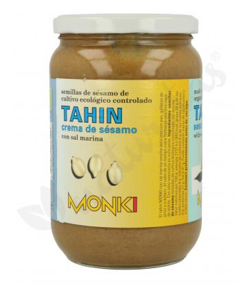 Varios: Tahin Monki 650 g CON sal