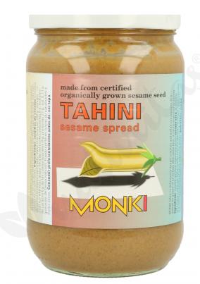 Varios: Tahin Monki 650 g SIN sal